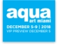 Aqua Art Miami logo